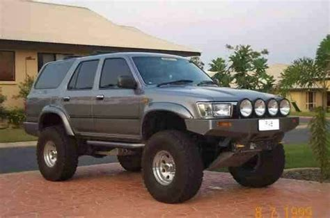 Toyota 4x4 Second Looking 2nd 4runner 2nd