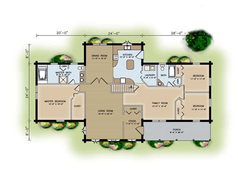 Home Floor Plan Design by Floor Plans And Easy Way To Design Them Dream Home Designs