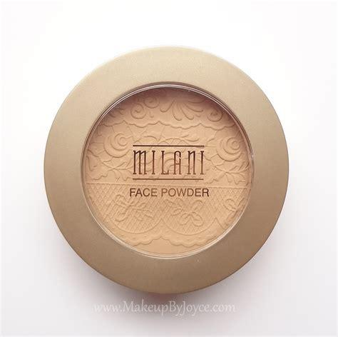 makeupbyjoyce review swatches milani
