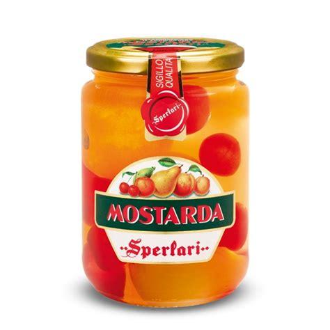mostarda di frutta mantovana mostarda di frutta sperlari gr 380 acquistala ora su