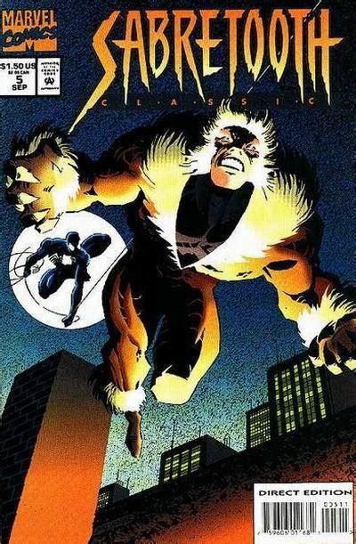 sabretooth classic vol 1 14 marvel database fandom powered by wikia sabretooth classic 5 catfight issue