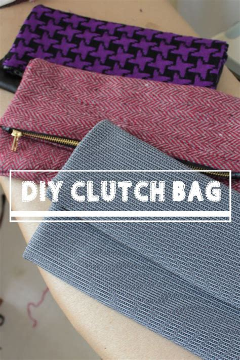 Another Clutch For The In Style by 17 Best Ideas About Diy Clutch On Diy Box