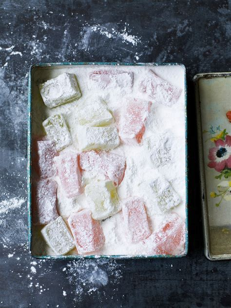 Handmade Turkish Delight - turkish delight 183 extract from handmade gifts from the