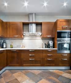 Modern Wood Kitchen Cabinets Pictures Of Kitchens Modern Medium Wood Kitchen Cabinets Page 2