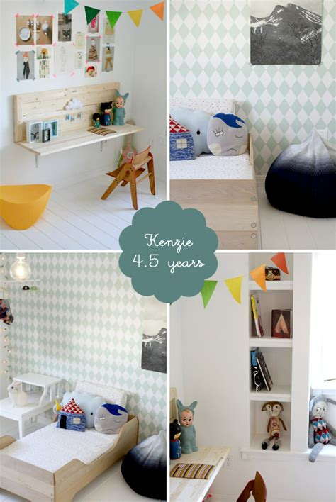 Bedroom Ideas For Boys by Scandinavian Girls Bedroom Kenzie Room To Bloom