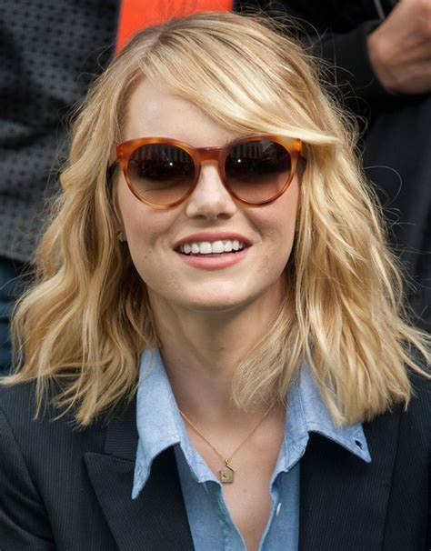 emma stone hairstyle 2015 celebrity hairstyles 2015 top 100 celebrity hairstyles for 2015 pretty designs