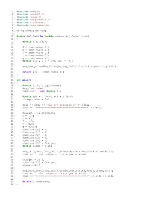 coding shortest solution paul johnson school of mathematics