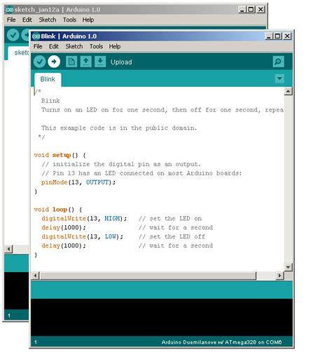 tutorial arduino ide arduino 174 programming ide installation tutorial cal eng