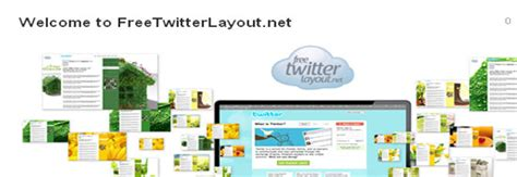 www layout free online websites for designing your twitter