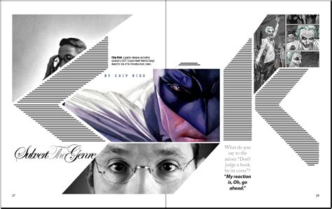 layout artist interview the works