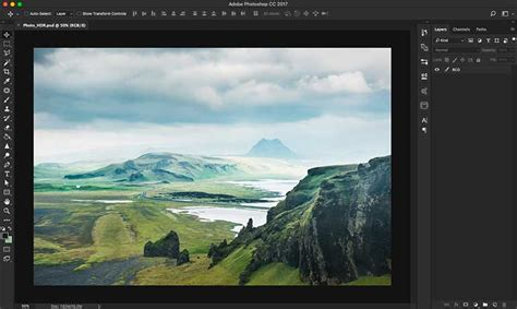 hdr photography tutorial photoshop cs3 how to add an hdr effect to your photographs