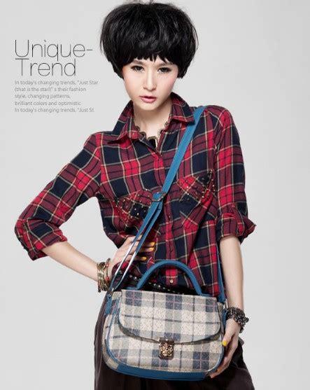 Tas Wanita Import Kotak Kulit Pu Import N844 tas wanita import elegan model terbaru jual murah import kerja