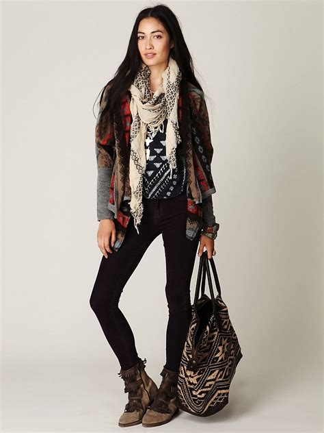 i call this style quot boheme chic quot readyforfall
