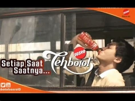 Sosro Teh Botol Ori Pet 350ml iklan teh botol sosro pet 350ml