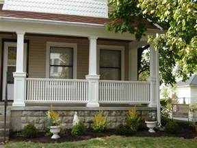 Patio Columns Design Planning Ideas Front Porch Columns Aluminum Columns Front Porch Additions Front Porch