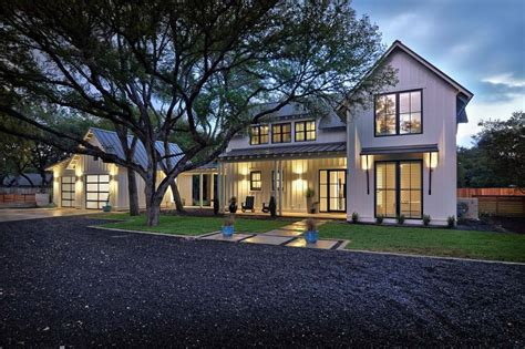 texas farmhouse plans modernized texas farmhouse filled with eye catching details