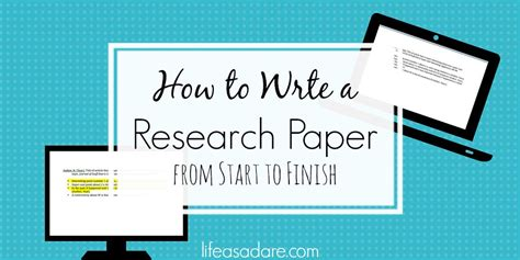How To Make Research Papers - the collegiate s guide to writing a research paper