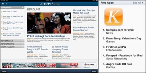 format artikel kompas download aplikasi kompas com for ipad