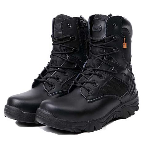 Delta Tactical Boot 1296 delta tactical boots desert combat shoes size 39 45 bk shmal1006 bk 62 00 top