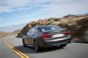 Bmw Of Bmw M760li Xdrive V12 2017 Review By Car Magazine