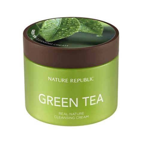 Detox Tea Dropshipper by Nature Republic Real Nature Green Tea Cleansing