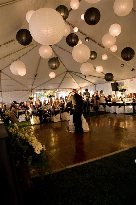 black and white wedding lanterns wedding decor black white wedding theme wedding