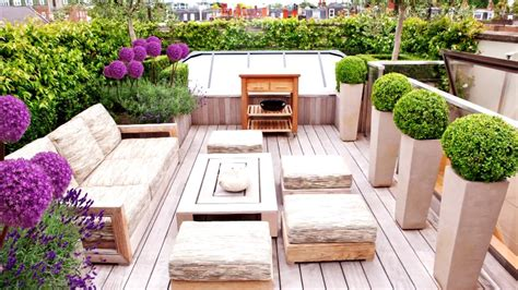 Roof Garden Ideas 48 Roof Garden Design Ideas