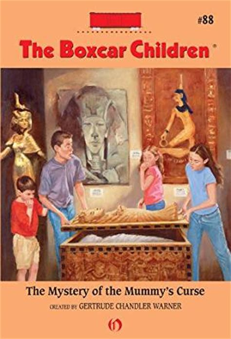 a treacherous curse a speedwell mystery books the mystery of the mummy s curse the boxcar children