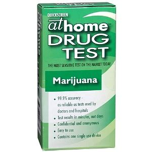 at home test marijuana drugstore