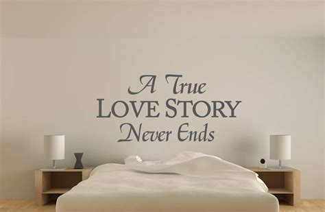 Tree Wall Murals a true love story never ends wall decal sticker