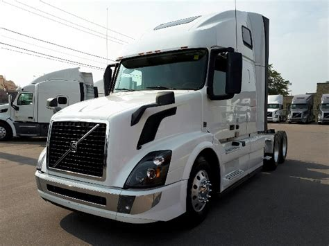 used volvo semi trucks used volvo trucks for sale arrow truck sales