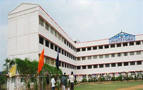 Loyola Chennai Mba Fees by Fee Structure Of Loyola Institute Of Technology Chennai