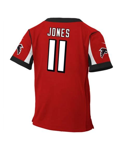 julio jones jersey men s atlanta falcons 11 julio jones elite lights out black autographed jersey