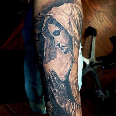 black and grey religious tattoos orange county tattoo artist rafael barragan black and