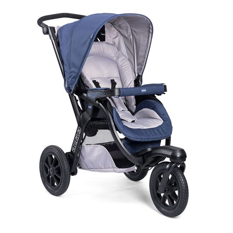 Chicco Trio by Chicco Travel System Trio Activ 3 2017 Blue Buy