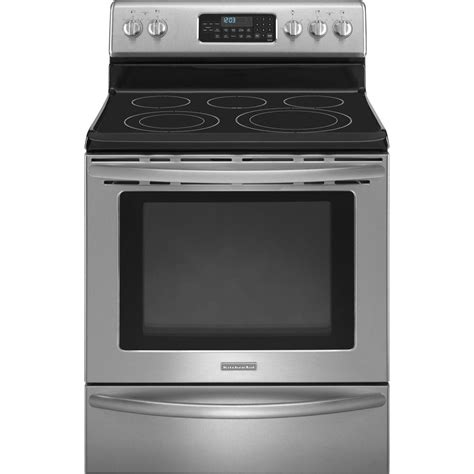kitchenaid electric ranges care guidemanualsonline