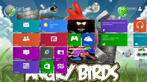 cute themes for laptop windows 8 download gratis tema windows 7 angry birds windows 8 theme