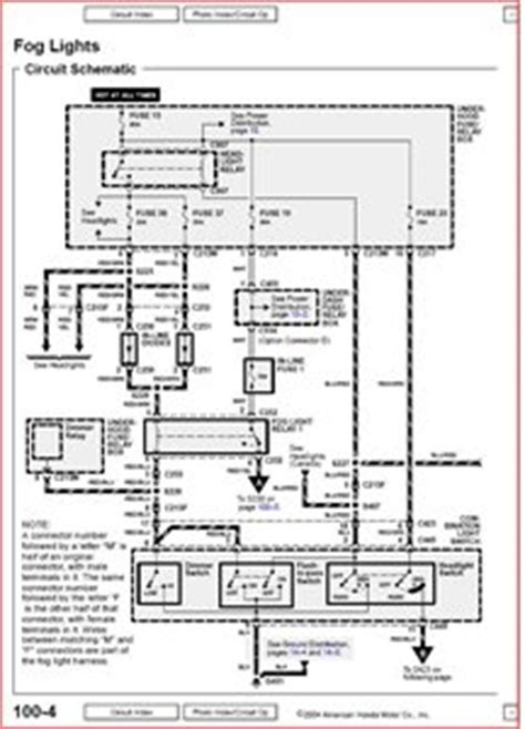 93 honda stereo wiring diagram get free image about