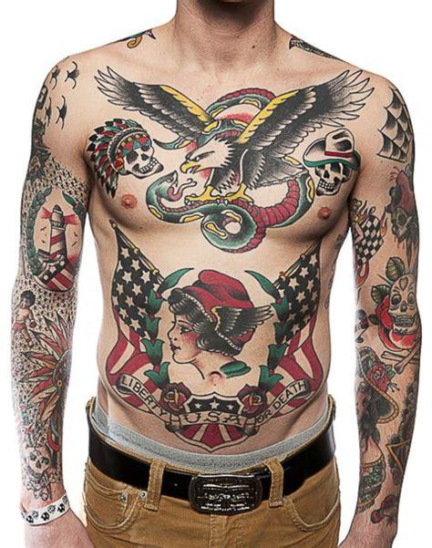 tattoo chest fillers traditional found on coldwindandiron tumblr com tattoos