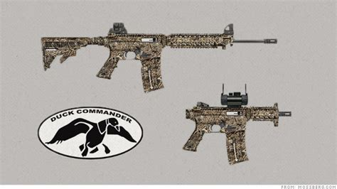 tactical investor on duck dynasty quot duck dynasty quot teams to launch its own line of guns in