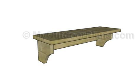 wall shelf plans myoutdoorplans  woodworking plans