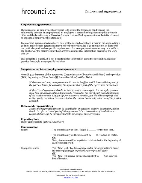 Payroll Template Salary Slip Template Wage Agreement Template