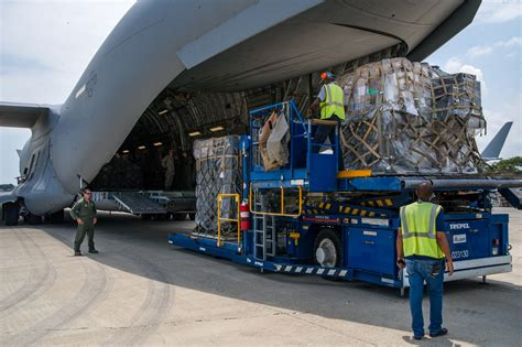 Denton Social Security Office by 315 Aw Denton Progam Delivers To Haiti Gt 315th Airlift