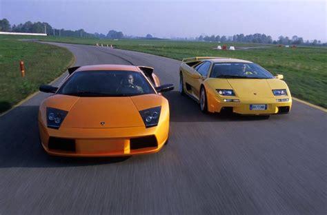 2001 Lamborghini Murcielago 2001 Lamborghini Murcielago