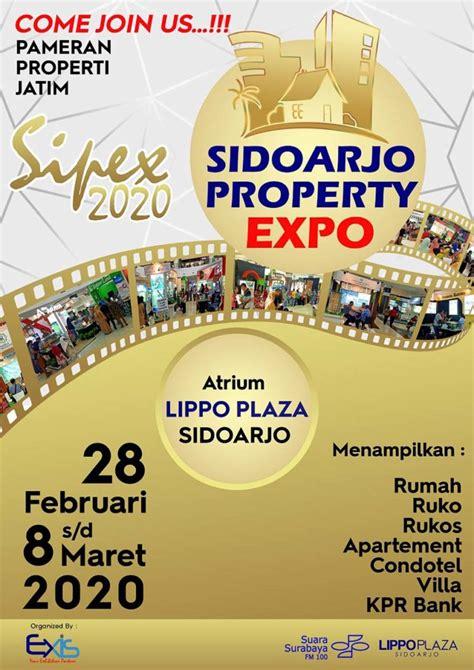 sidoarjo property expo lippo plaza  februari