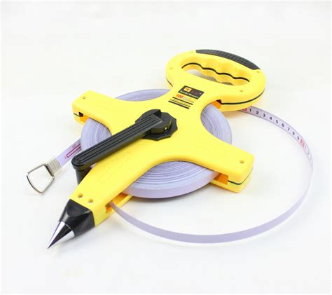 Cloth Measure 50m By Acc 2 authentic track and field jump measuring tools