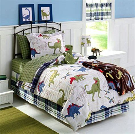 dinosaur comforter set full dinosaurs dinos twin comforter sheet set sham home