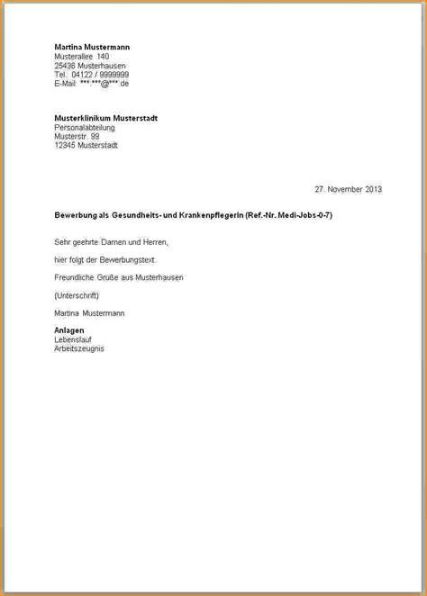 Kurzes Anschreiben Email Bewerbung Beispiel Kurzes Anschreiben Kostenlose Anwendung Die Vorlage Zu Studieren