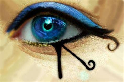 Imagenes Ojos Egipcios | por qu 233 los egipcios se pintaban los ojos