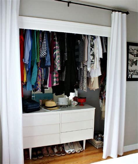 dresser inside closet dresser ideas for small bedroom to maximize the size you